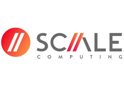 Logo Scale computing